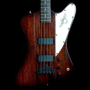 Thunderbird Electric Bass Guitar, Tobacco Sunburst, Pre-Owned