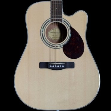 S-5CE Cutaway Electro Acoustic Guitar