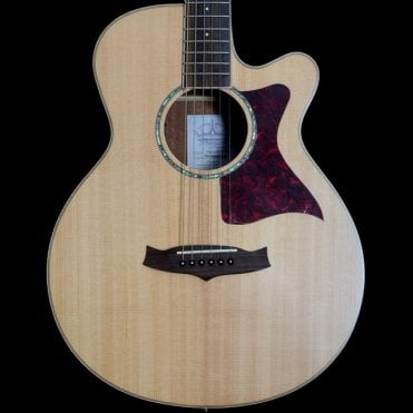 TW1455SS CE, Cutaway Electro Acoustic Guitar
