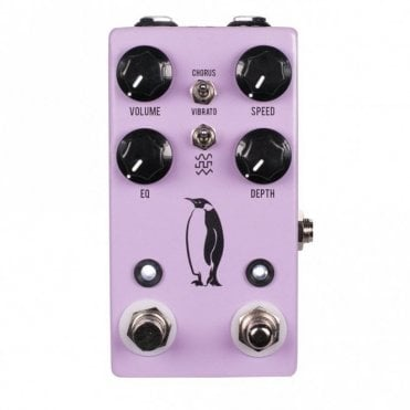 Emperor V2 Analog Chorus and Vibrato Pedal with Tap Tempo