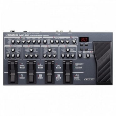 ME-80 Multiple Guitar Effects Processor (Refurbished)