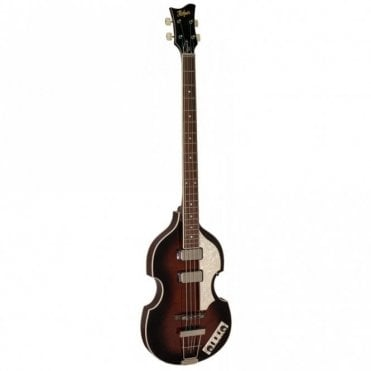 Hofner HCT-500/1-DBR Contemporary Series Limited Edition Dark Brown Violin Bass