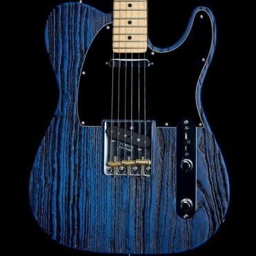 2014 USA Limited Edition Sandblasted Telecaster in Sapphire Blue, Pre-Owned