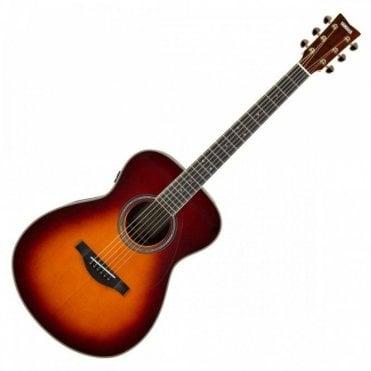 LS-TA TransAcoustic Electro Acoustic Guitar - Brown Sunburst (Artist Stock)