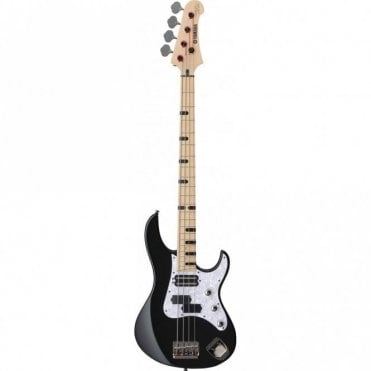 Attitude Limited Edition Signature Electric Bass Guitar - Black (Refurbished)