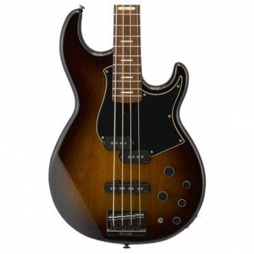 BB 734A Bass Guitar - Dark Coffee Sunburst (Artist Stock)