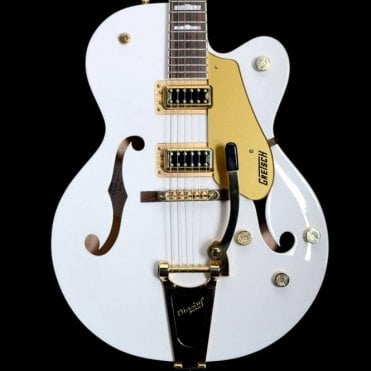 2014 G5420T Electromatic in Snow Crest White with Gretsch Case, Pre-Owned