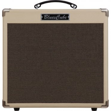 Blues Cube Hot Guitar Amplifier- Vintage Blond (Refurbished)