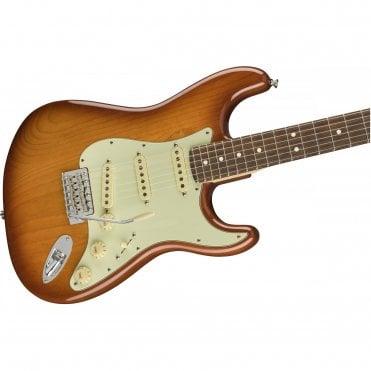 American Performer Stratocaster® Rosewood Fingerboard (Honey Burst)
