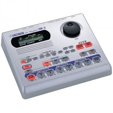 DR-3 Dr. Rhythm Electronic Drums Machine (Refurbished)