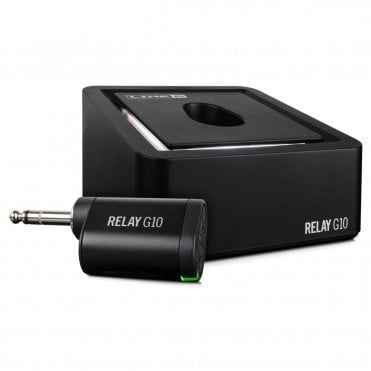RELAY G10 Digital Wireless Guitar System (Artist Stock)