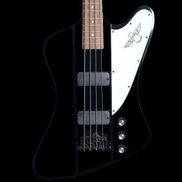 2013 Thunderbird Electric Bass Guitar in Ebony, Pre-Owned