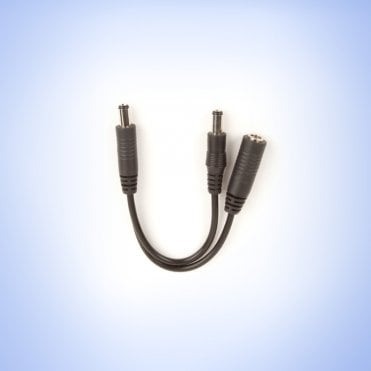 """Voltage Doubler Accessory Power Cable 4"""""""