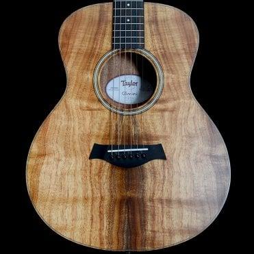 GS Mini-e Koa Travel Acoustic Guitar with ES-T Expression System