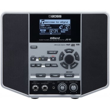 JS-10 e-Band Audio Player Jam Station With Effects (Refurbished- Without Original Box)