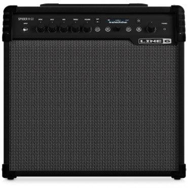 Spider V 60 Watt 1x10 Guitar Combo Amplifier (Artist Stock)