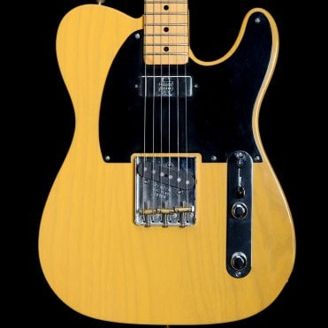 52 American Vintage Hotrod Telecaster in Butterscotch Blonde, Pre-Owned
