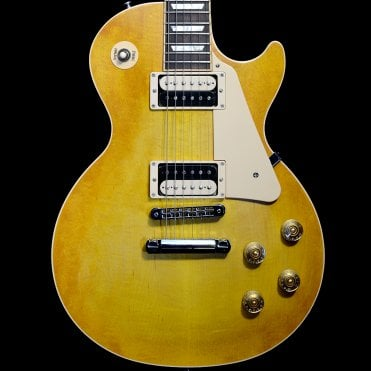 2011 Les Paul Traditional Faded Limited Edition Honey Burst, Pre-Owned