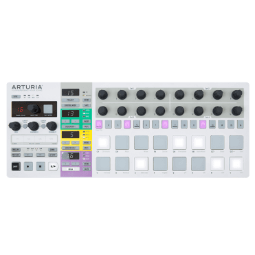 Beatstep Pro Controller & Performance Sequencer (Box Open)