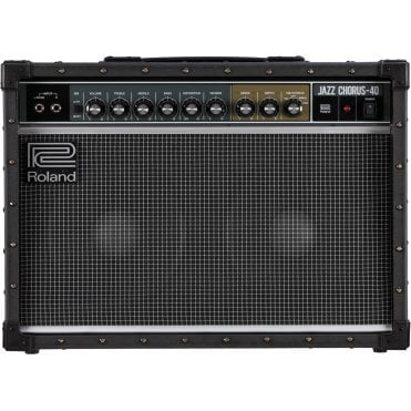 "JC-40 Jazz Chorus Guitar Amplifier 2x10"" Combo (Refurbished- Without Original Packaging)"