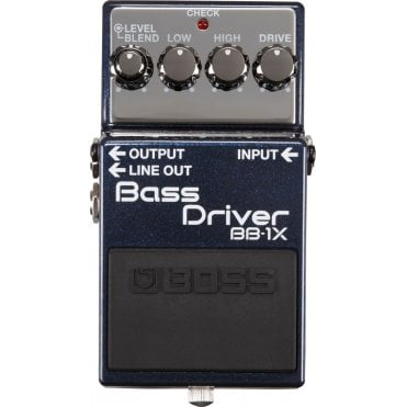 BB-1X Bass Driver Pedal (Refurbished- Without Original Packaging)