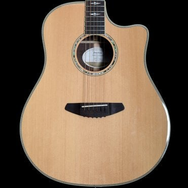 2015 Stage Dreadnought Electro-Acoustic Guitar, Pre Owned