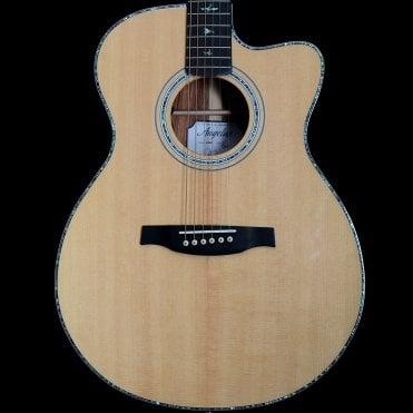 A265E Limited Edition Angelus Acoustic Guitar w/ Pau Ferro Back & Sides