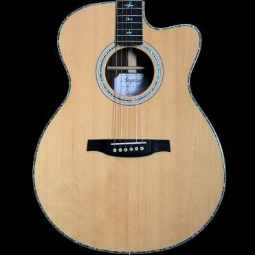 A60e Angelus Acoustic Guitar w/ Ziricote Back and Sides