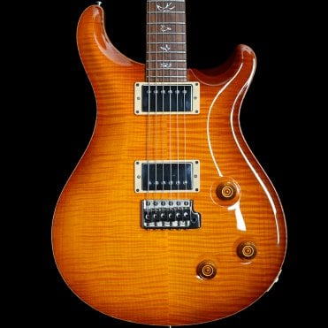 2009 Custom 22 10-Top with Bird Inlays in Solana Burst, Pre Owned