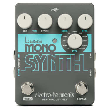 Bass Mono Synth Bass Synthesizer (Pre-Order)