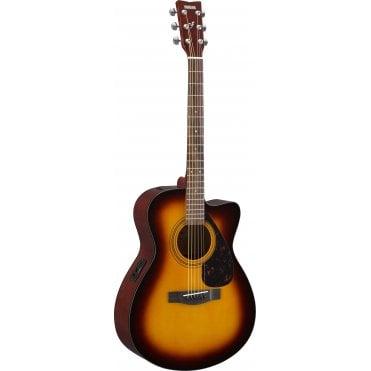 Yamaha FSX315C TBS Electro-Acoustic Guitar Tobacco Sunburst (Refurbished)