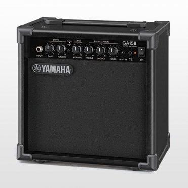 Yamaha GA15II Guitar Combo Amplifier (Refurbished)