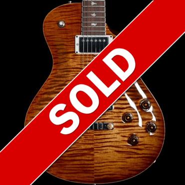 McCarty SC-594 10-Top Electric Guitar with Katalox Neck, Copperhead #252530