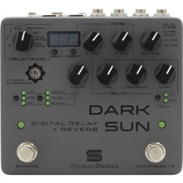 Dark Sun Mark Holcomb Signature Delay & Reverb Pedal (Pre-Order)