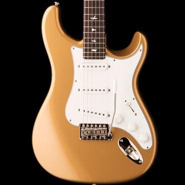 Silver Sky John Mayer Signature 2019 Model Electric Guitar, Golden Mesa