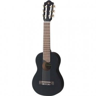 GL1 Guitalele 6 String Ukulele Sized Guitar - Black (Tatty Box)