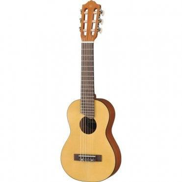 GL1 Guitalele 6 String Ukulele Sized Guitar - Natural (Tatty Box)