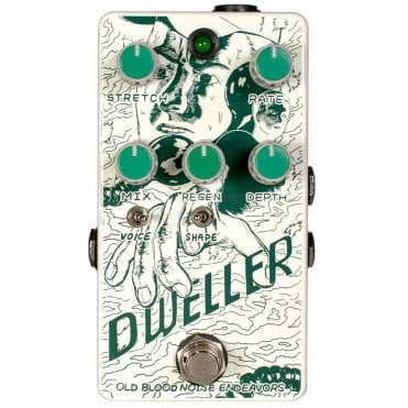Dweller Phase Repeater Pedal