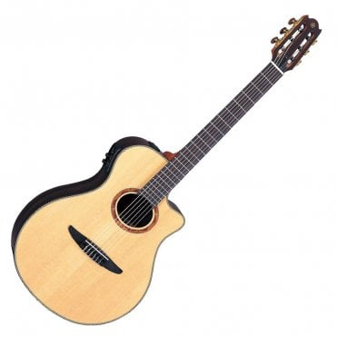 NTX1200R Classical Electro Acoustic Guitar - Natural (Refurbished)