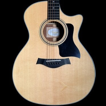 314ce X-Braced Electro Acoustic Guitar with ES-2 System, Pre Owned