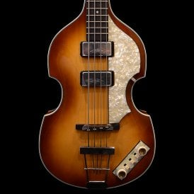 Neck Höfner H512N Pickup-Rahmen für Beatles Bass