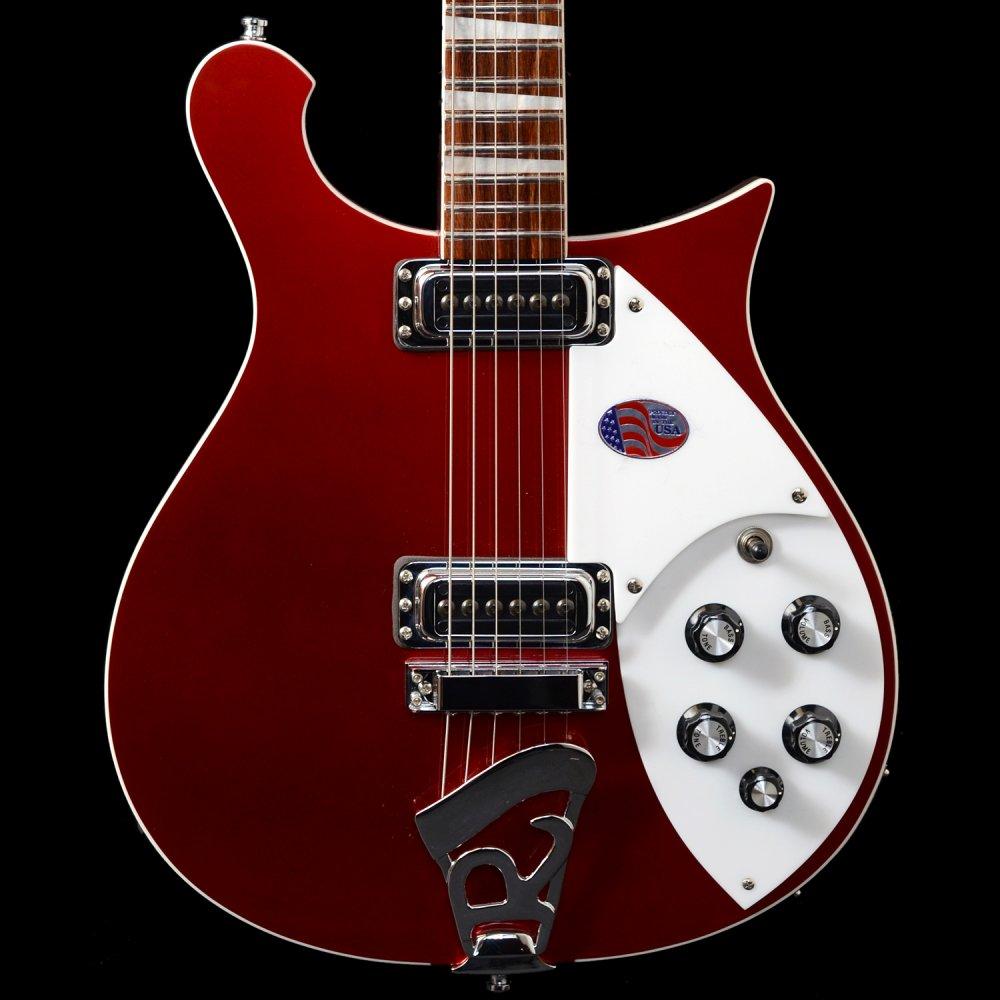 buy rickenbacker 620 6 string ruby electric guitar. Black Bedroom Furniture Sets. Home Design Ideas