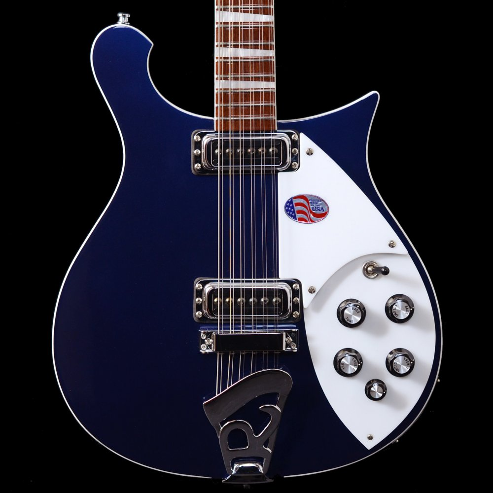 buy rickenbacker 620 12 in midnight blue 12 string electric guitar. Black Bedroom Furniture Sets. Home Design Ideas