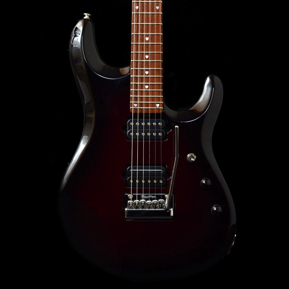 ernie ball music man john petrucci jp6 signature electric guitar. Black Bedroom Furniture Sets. Home Design Ideas