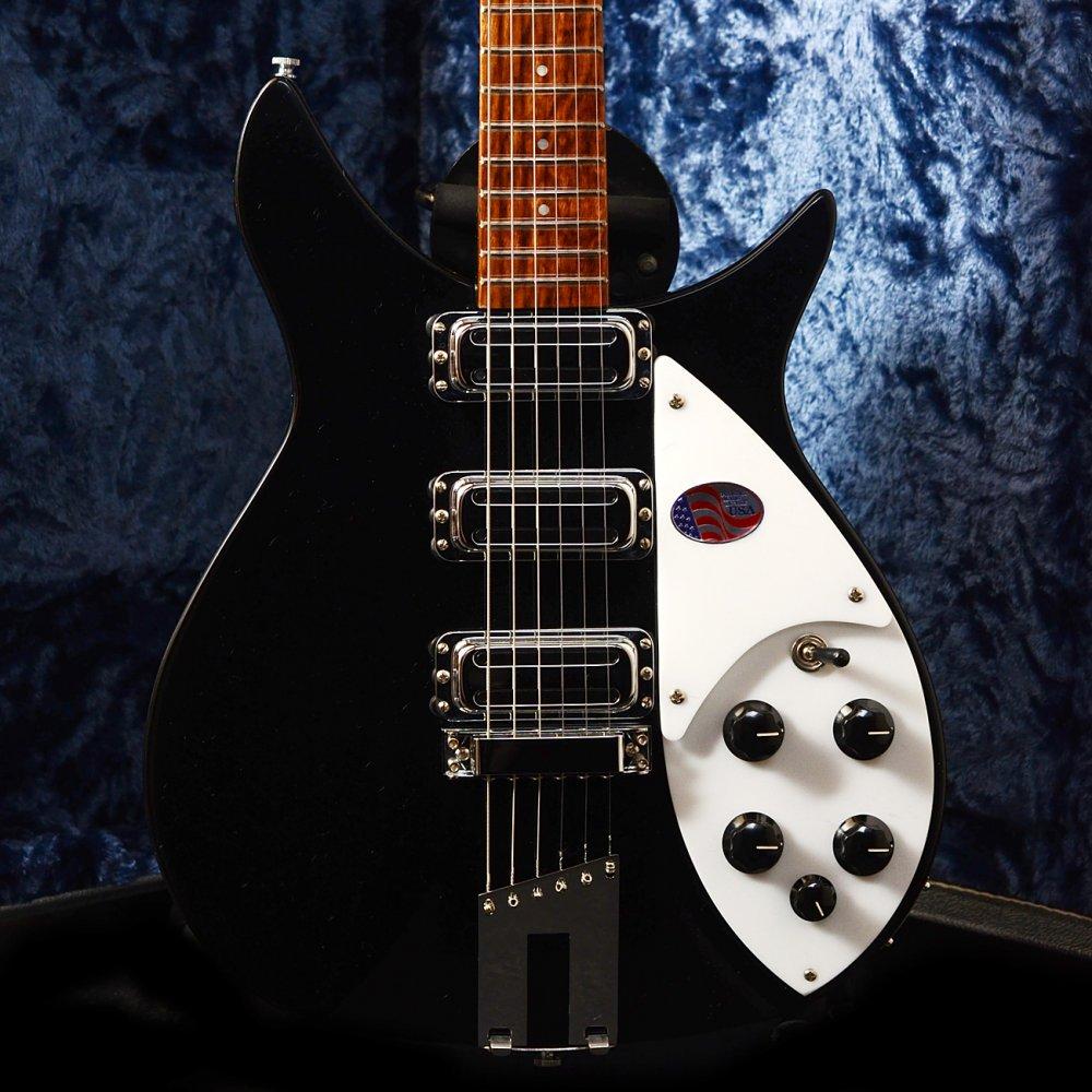 buy rickenbacker 350v63 liverpool 6 string electric guitar. Black Bedroom Furniture Sets. Home Design Ideas