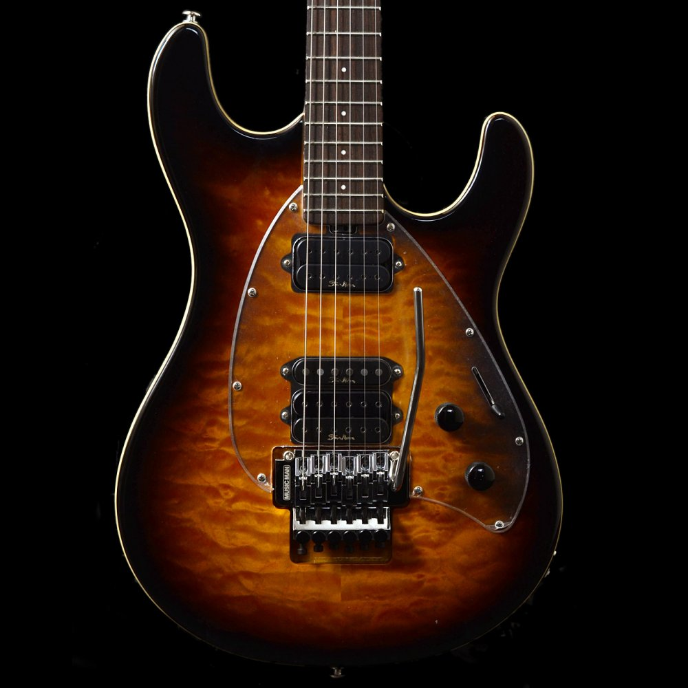 ernie ball music man steve morse y2d signature electric guitar. Black Bedroom Furniture Sets. Home Design Ideas