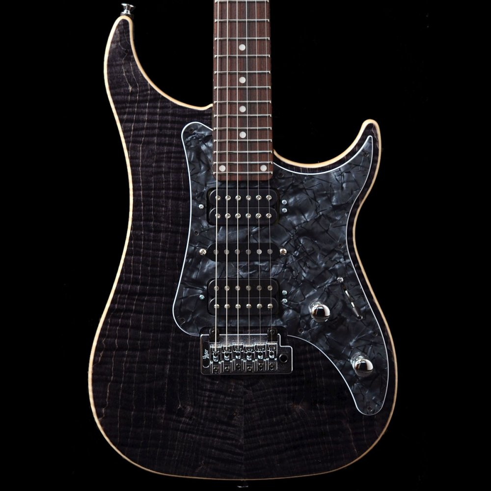 Buy vigier excalibur special guitar black diamond for Guitar domont