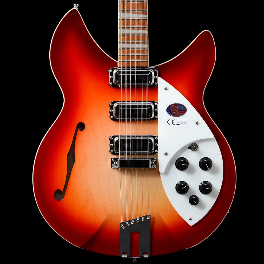 buy rickenbacker 1993 plus 12 string electric guitar fireglo. Black Bedroom Furniture Sets. Home Design Ideas