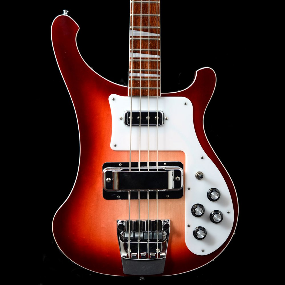 buy rickenbacker 4003 bass guitar in fireglo with deluxe hard case. Black Bedroom Furniture Sets. Home Design Ideas