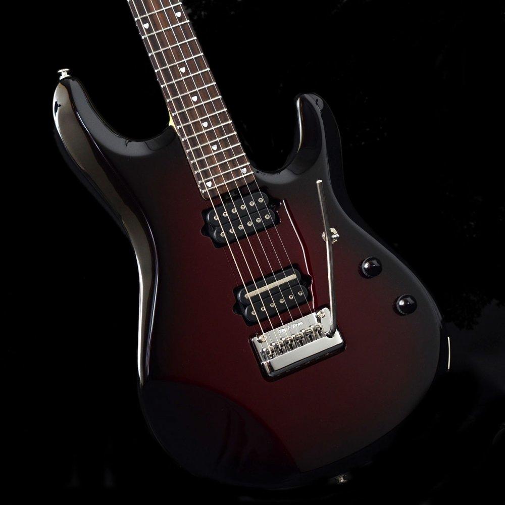 music man jp6 electric guitar john petrucci signature pearl redburst. Black Bedroom Furniture Sets. Home Design Ideas